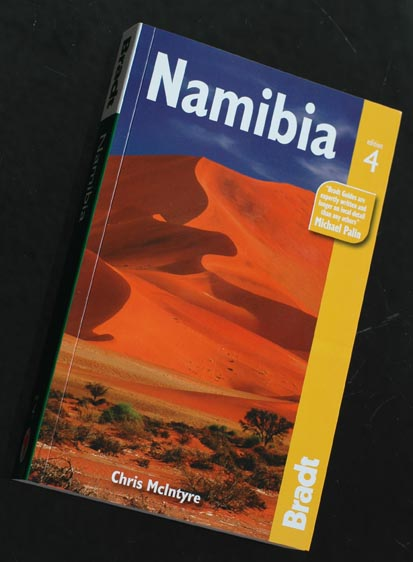 Bradt Guide to Namibia
