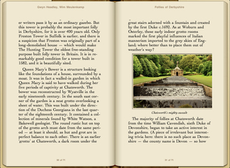 Preview Follies of Derbyshire by Gwyn Headley & Wim Meulenkamp