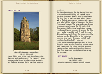 Preview Follies of Cumbria by Gwyn Headley & Wim Meulenkamp