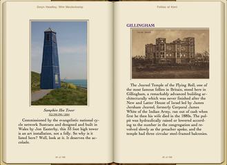 Preview Follies of Kent by Gwyn Headley & Wim Meulenkamp