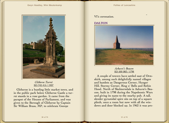 Preview Follies of Lancashire by Gwyn Headley & Wim Meulenkamp