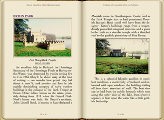 Preview Follies of Leicestershire & Rutland by Gwyn Headley & Wim Meulenkamp