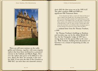 Preview Follies of Northamptonshire by Gwyn Headley & Wim Meulenkamp