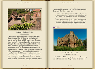 Preview Follies of Northumberland by Gwyn Headley & Wim Meulenkamp