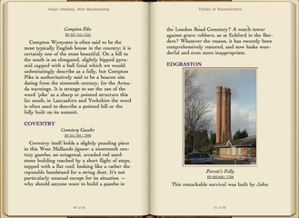 Preview Follies of Warwickshire by Gwyn Headley & Wim Meulenkamp