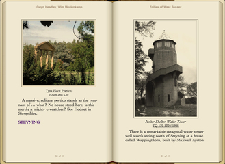 Preview Follies of West Sussex by Gwyn Headley & Wim Meulenkamp